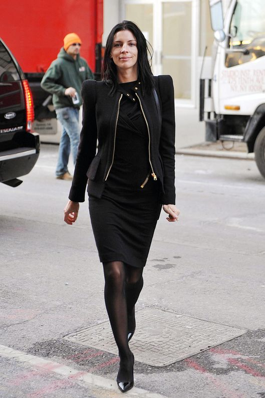 liberty ross height weight