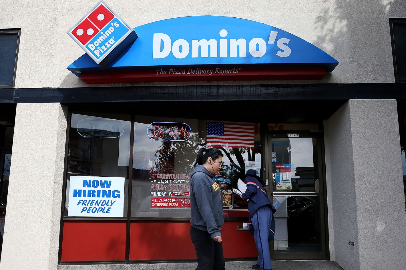 Domino's Sued Again for Allegedly Paying Workers Less Than ...