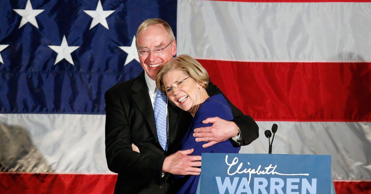 Todays Feminist Fairy Tale Elizabeth Warren Proposed To