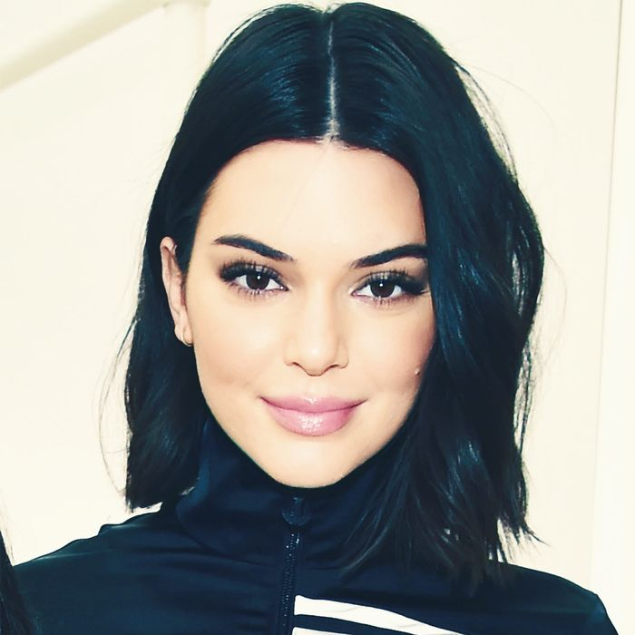 Kendall Jenner, music person, apparently
