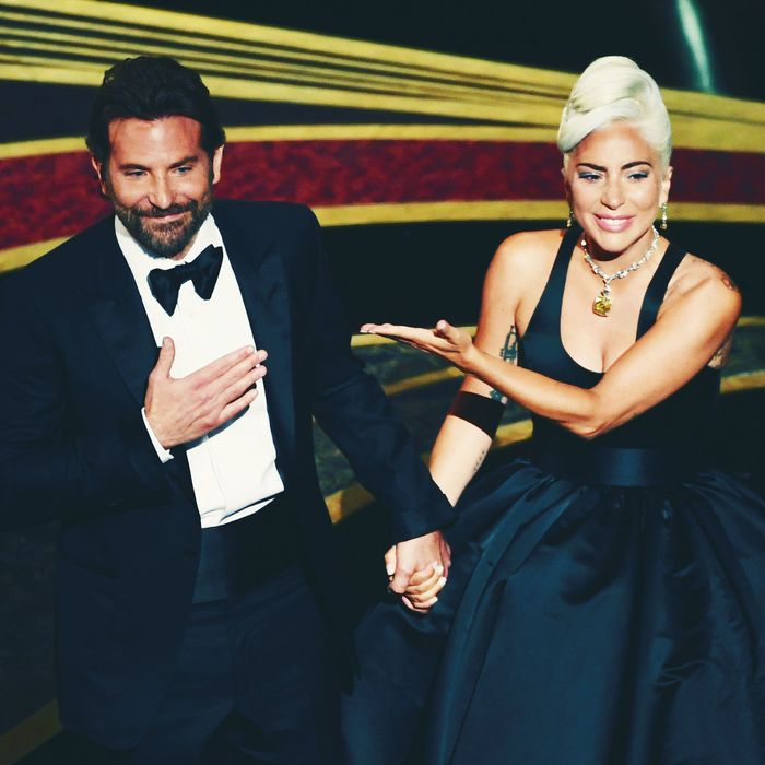 Lady Gaga Bradley Cooper: Bradley Cooper Gave Lady Gaga Advice Before The Oscars