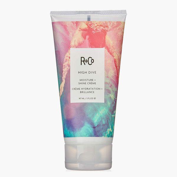 R + Co High Dive Hydration + Shine Cream