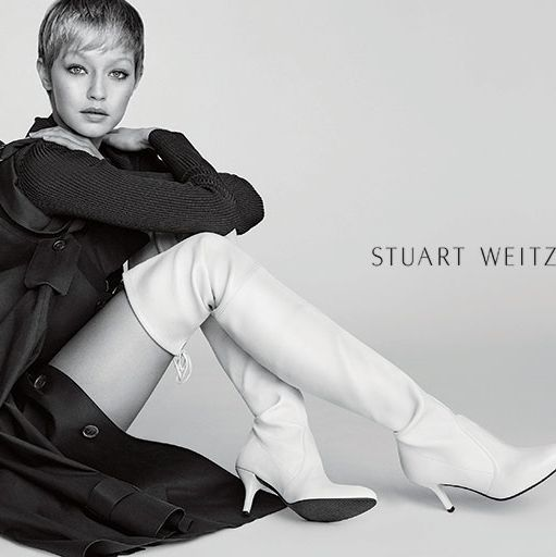 3c3865f8330 Stuart Weitzman s New Ad Campaign Will Make You Want to Buy Boots in the  Middle of Summer