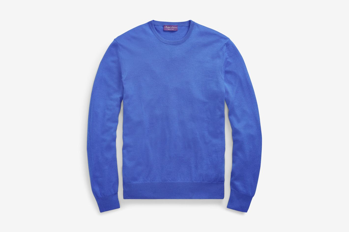 Purple Label Cashmere Crewneck Sweater