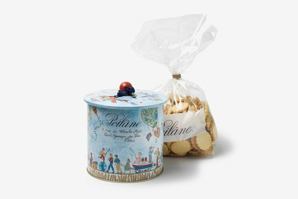 Poilâne Bakery Tin of Punitions Cookies