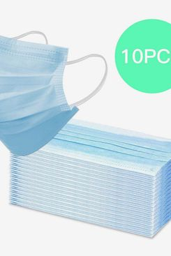 Face Mask with Ear Loops (10 Pack)