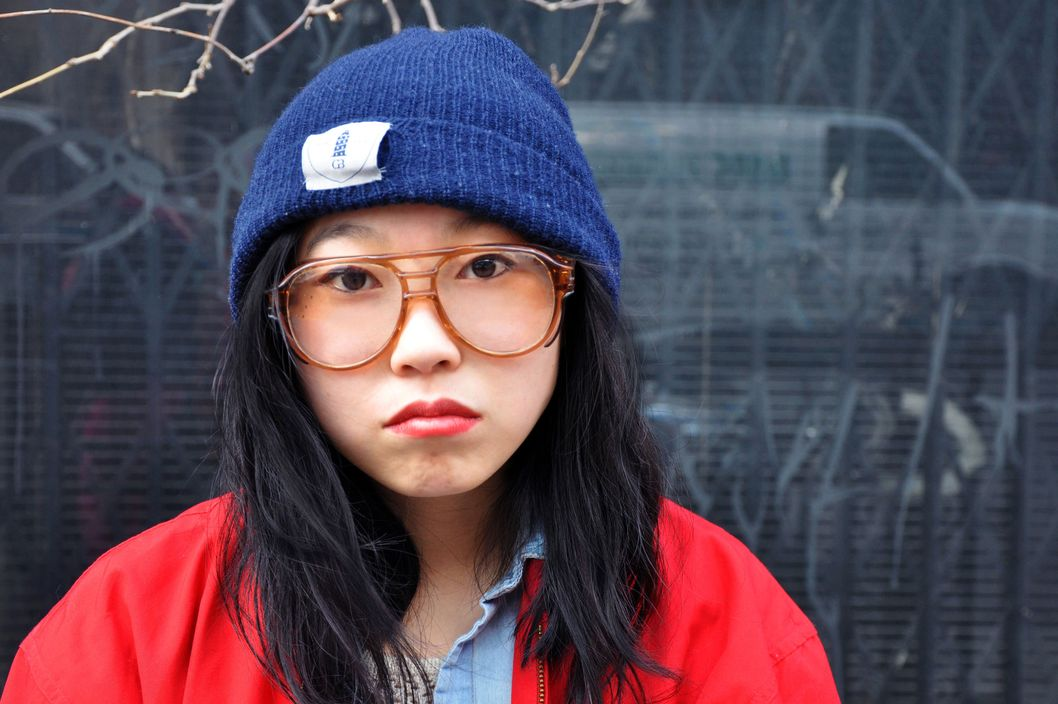 Can an Asian Woman Be Taken Seriously in Rap?