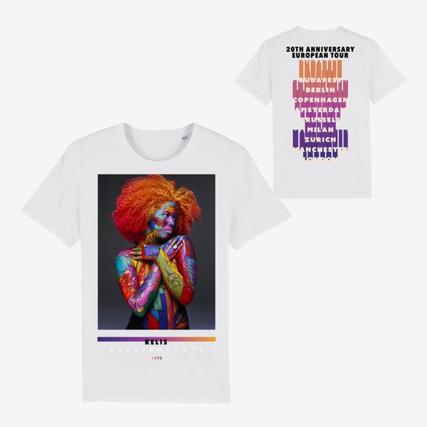 Kaleidoscope Tour Unisex T-Shirt