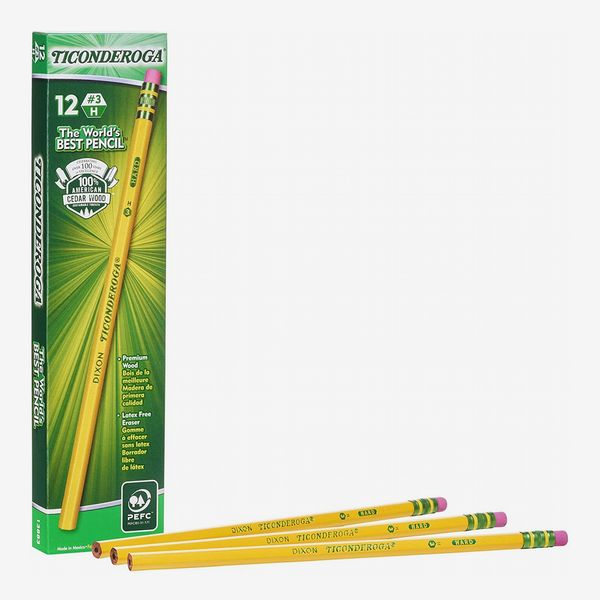 Ticonderoga Pencils #3 HB Hard/Fine