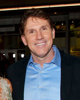 Author/producer Nicholas Sparks arrives at the premiere of Relativity Media's