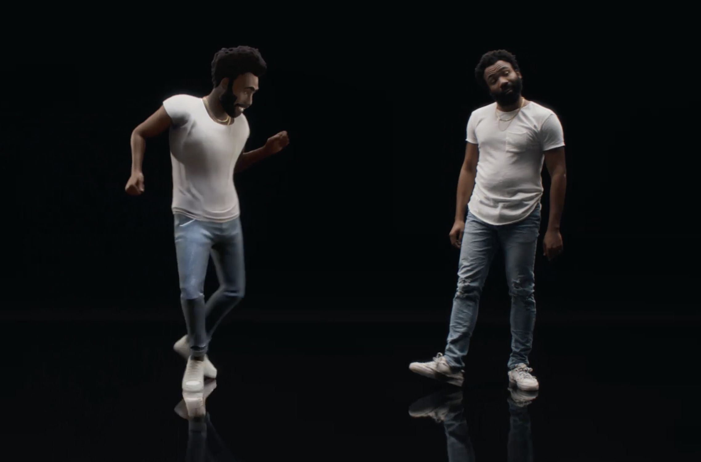 Childish Gambino Performs New Song in Google Pixel Ad
