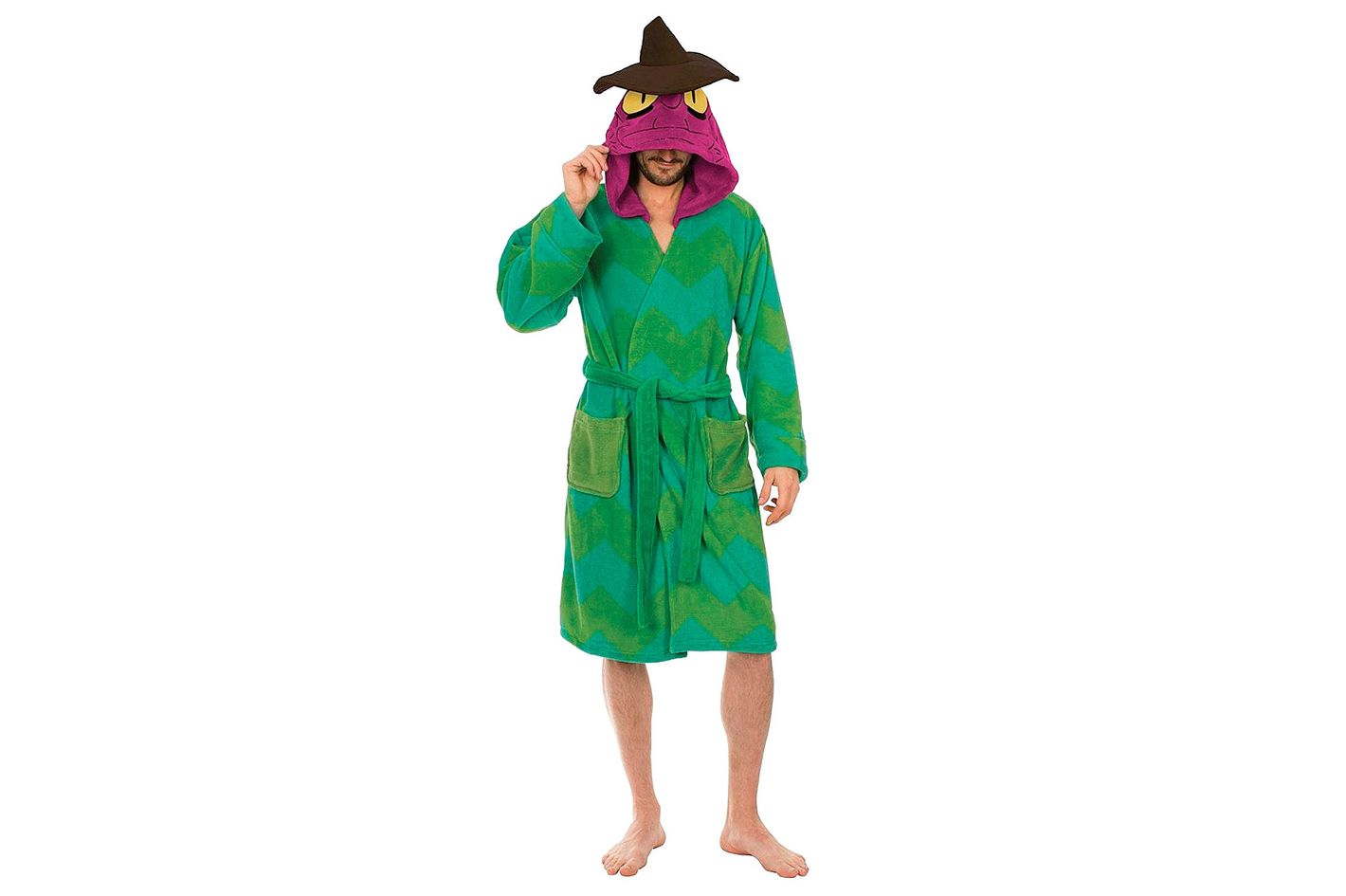 Rick and Morty Scary Terry Costume Robe