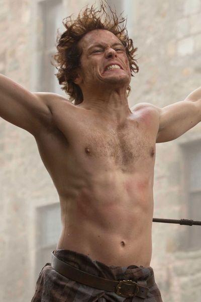 Sam Heughan on 'Outlander'