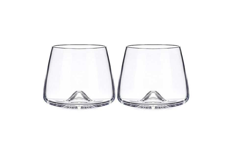 Normann Copenhagen Whiskey Glasses, Set of 2