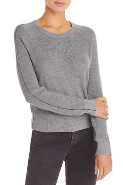 Splendid Warner Long Sleeve Sweater
