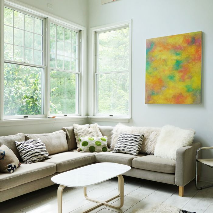 Inside An Airy DIY Renovation In The Catskills Best Upstate Office Furniture Remodelling