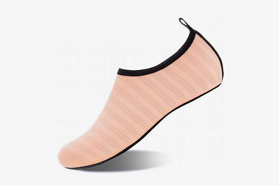 b6e4e2269 WateLves Womens and Mens Kids Water Shoes Barefoot Quick-Dry Aqua Socks