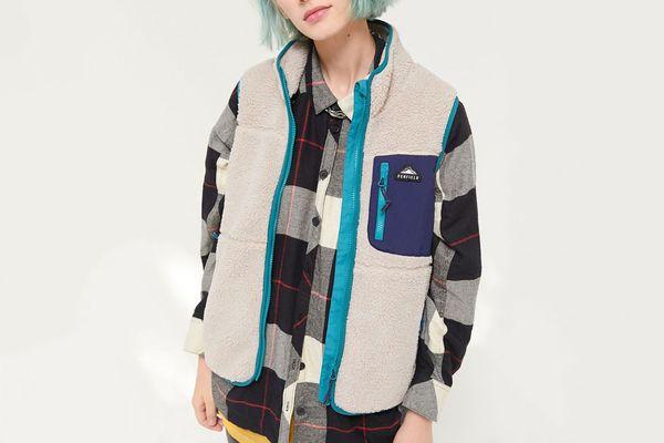 Penfield Mattawa Fleece Vest
