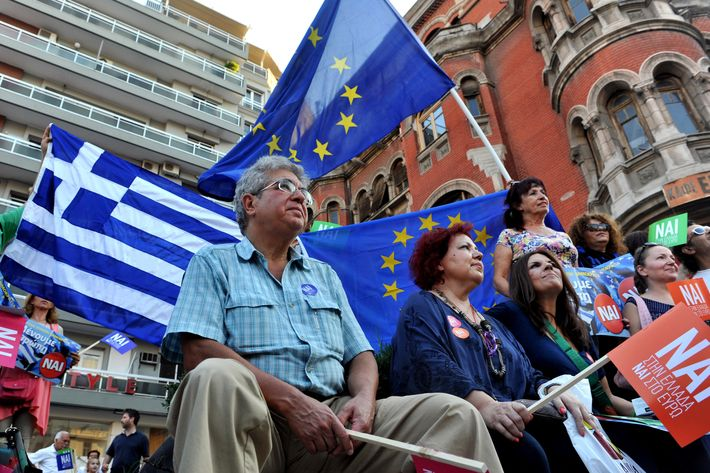 GREECE-ECONOMY-POLITICS-EU-PROTEST