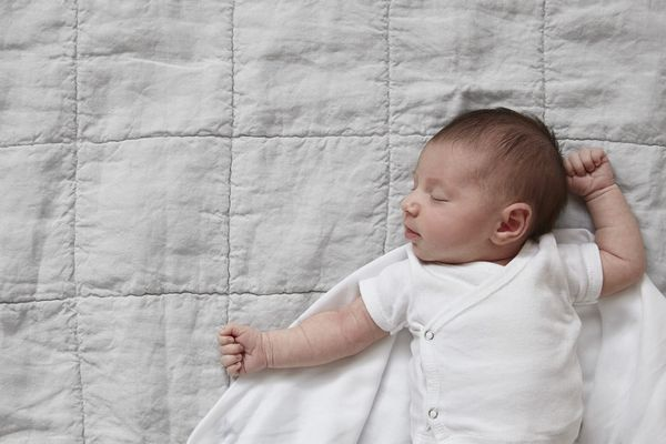 Parachute Baby Quilt