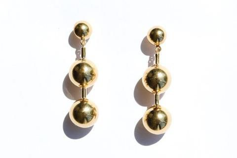 Agmes Earrings