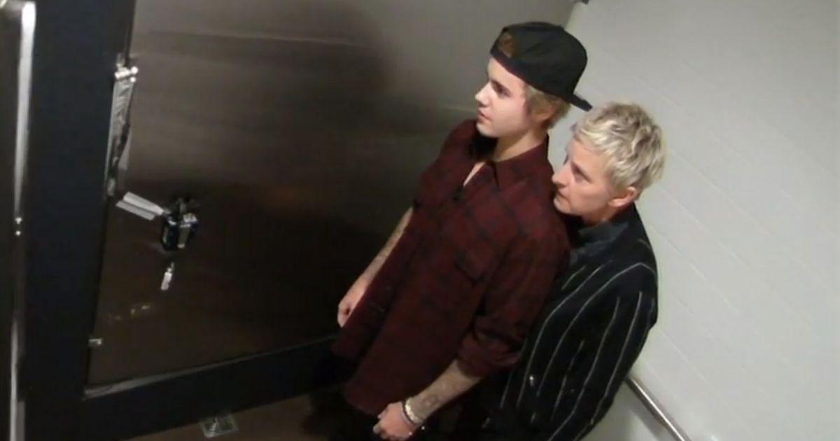 Justin Bieber Surprises Fans Bathroom Ellen Videos – Fondos de Pantalla