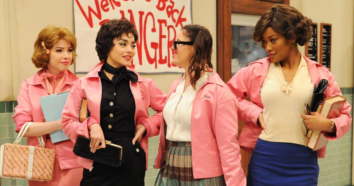 grease live wiki