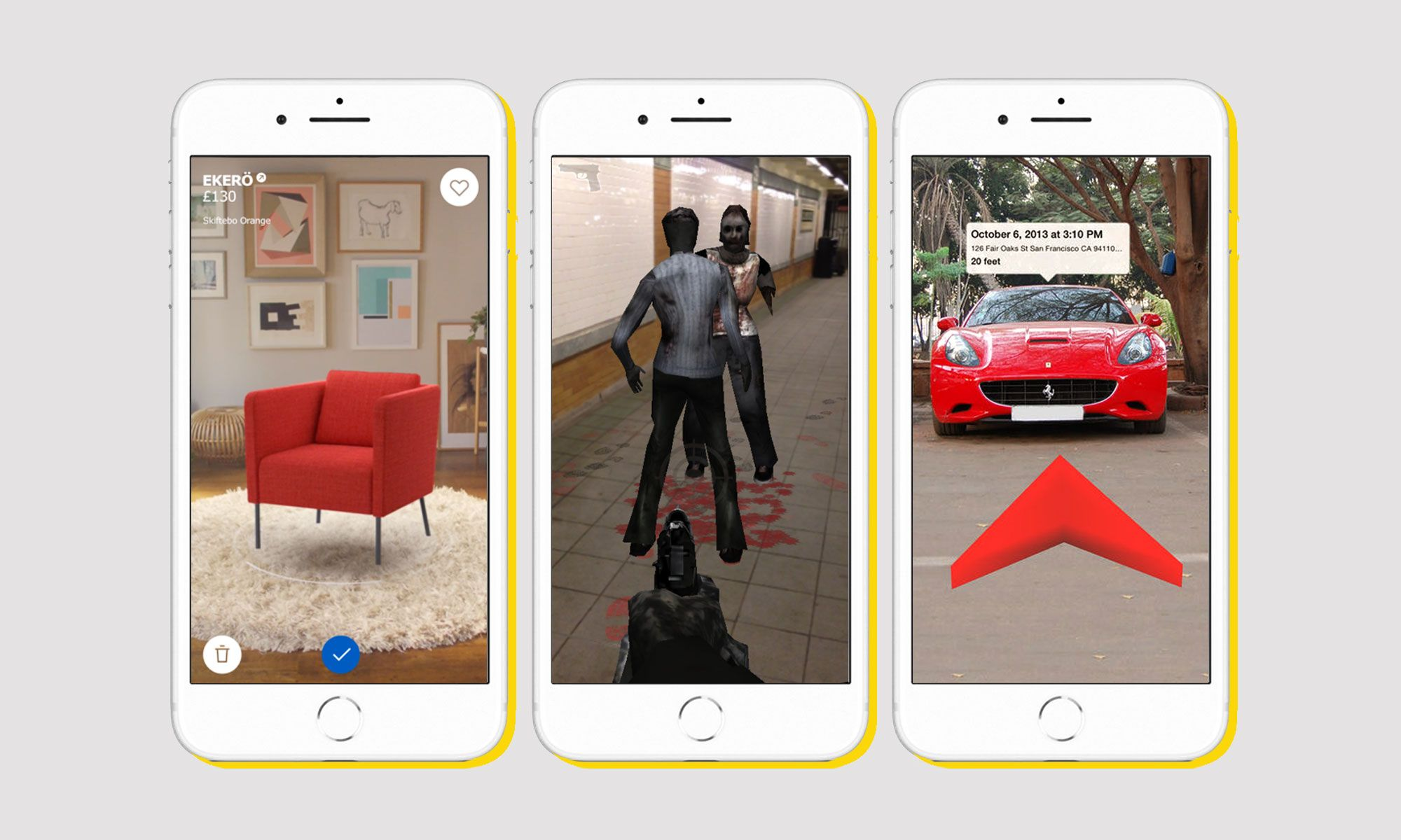 10 Augmented-Reality Apps That You Might Actually Use