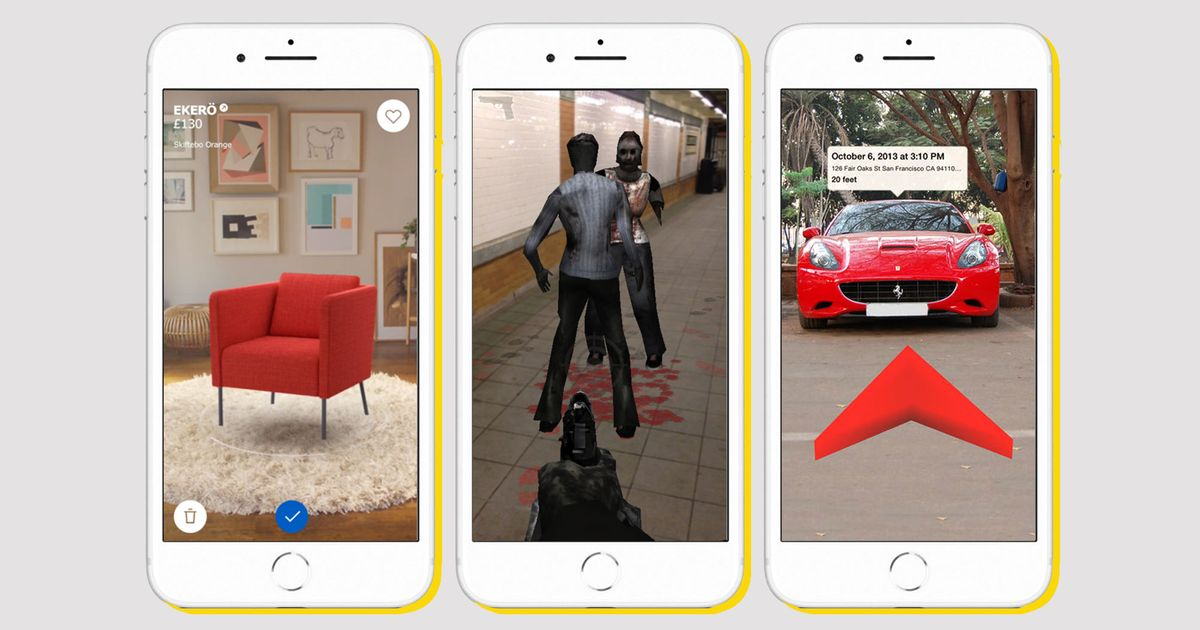 10 Cool Augmented-Reality Apps That You Might Actually Use