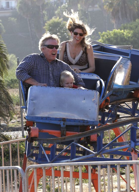 50874321 Actor Gary Busey, his girlfriend Steffanie Sampson and their son Luke Busey enjoying the day at the 31st Annual Malibu Kiwanis Chili Cook Off, Carnival and Fair in Malibu, California on September 3, 2012 Actor Gary Busey, his girlfriend Steffanie Sampson and their son Luke Busey enjoying the day at the 31st Annual Malibu Kiwanis Chili Cook Off, Carnival and Fair in Malibu, California on September 3, 2012 FameFlynet, Inc - Beverly Hills, CA, USA - +1 (818) 307-4813