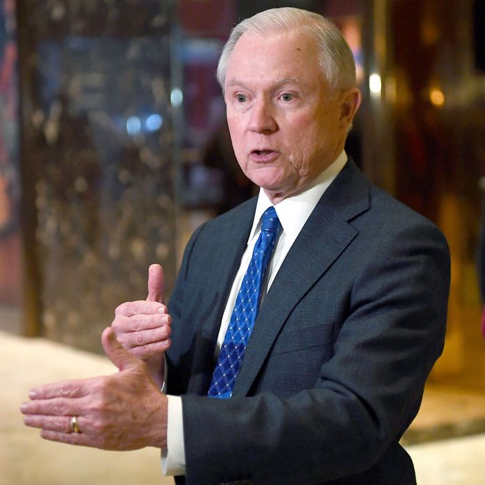Why Donald Trumps Pick For Attorney >> Jeff Sessions Has Interesting Ideas About Sexual Assault