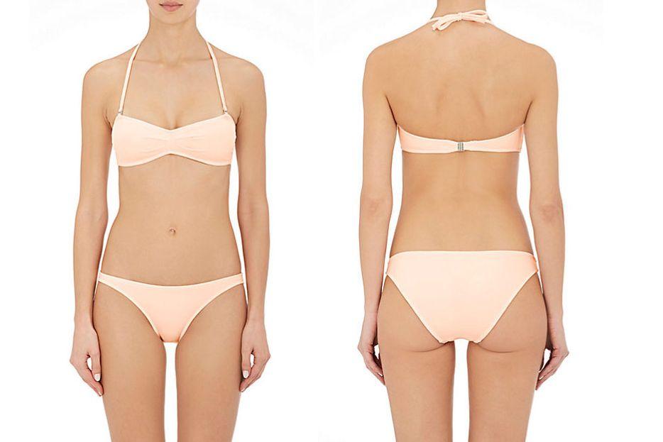 Solid & Striped Chloe Bandeau Bikini Top