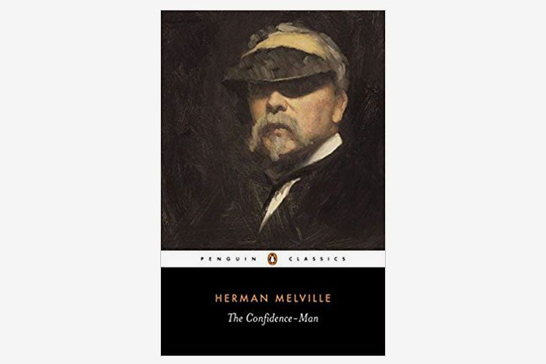 The Confidence-Man: His Masquerade by Herman Melville