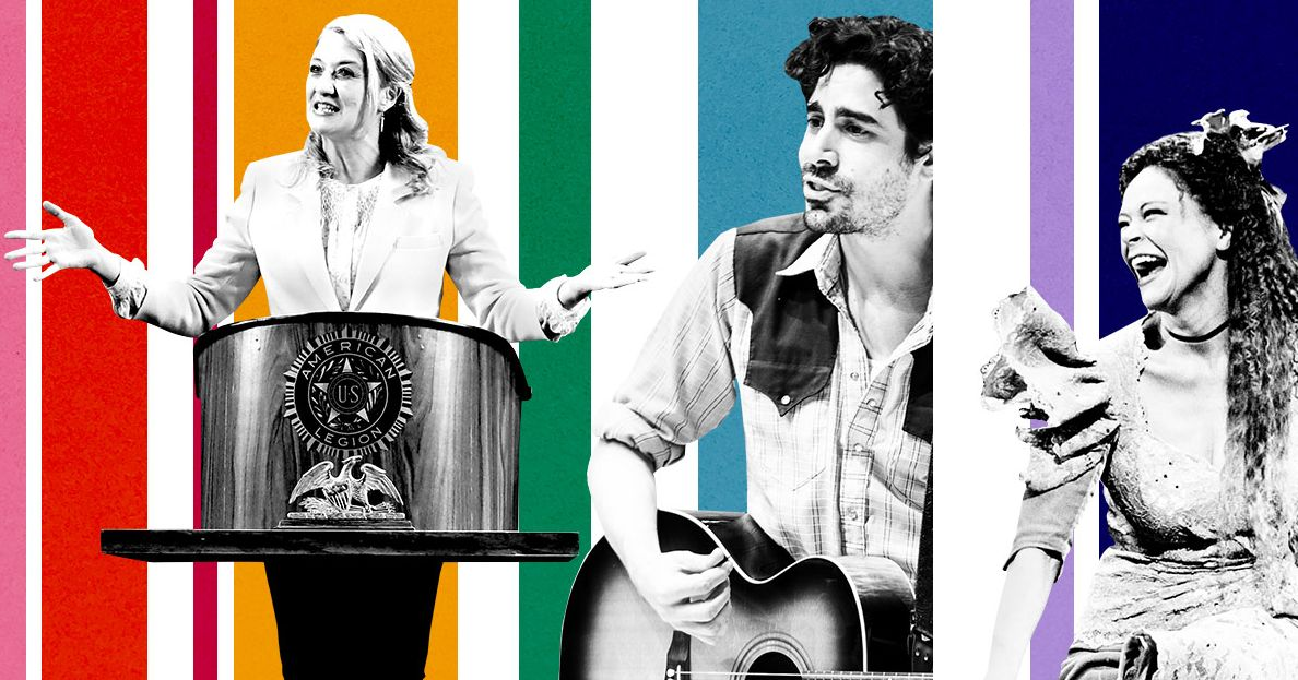 Spring Theater Preview: Hadestown, Heidi Schreck, and More We Can't Wait to See