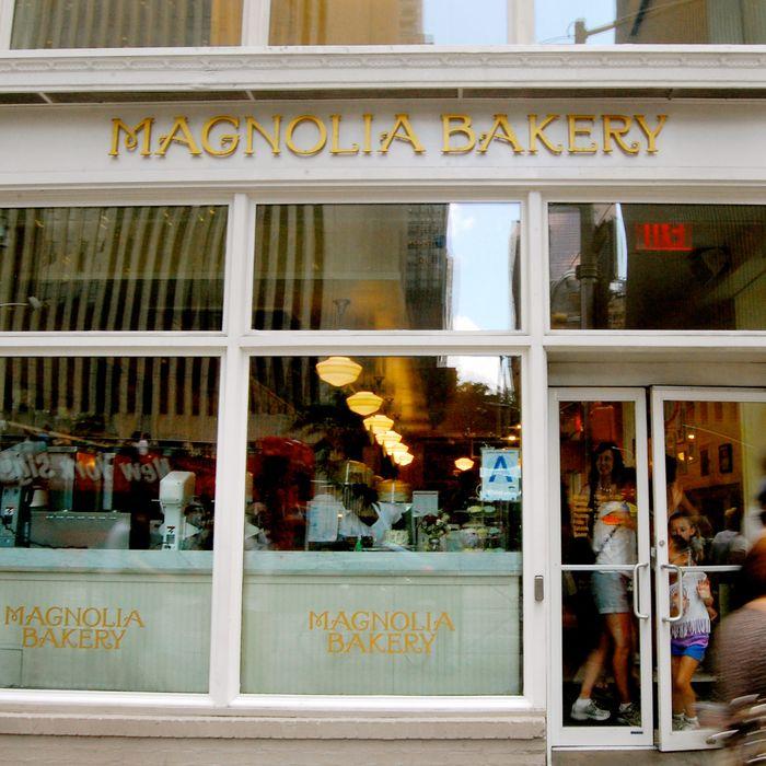 magnolia bakery sex and the city menu in Tamuert