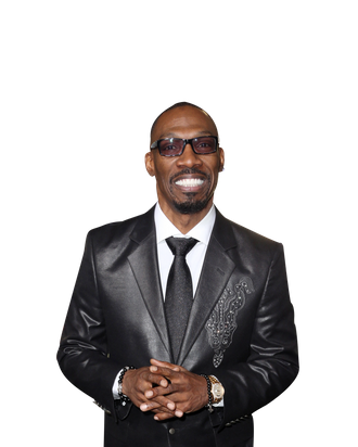 BEVERLY HILLS, CA - NOVEMBER 03: Actor Charlie Murphy arrives at Spike TV's