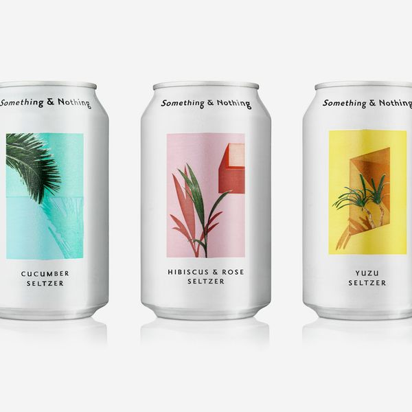 Something And Nothing Seltzer (Pack of 6)