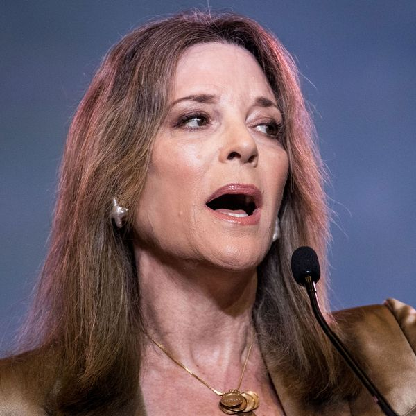 Is This Quote from Marianne Williamson or Metal Gear Solid?
