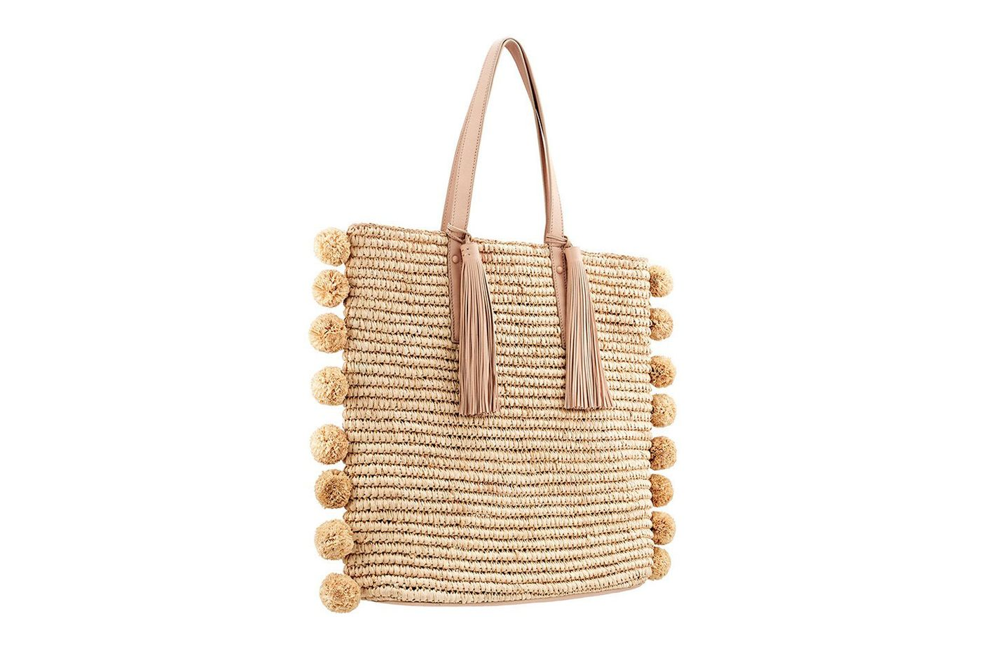 Cruise Straw Tote