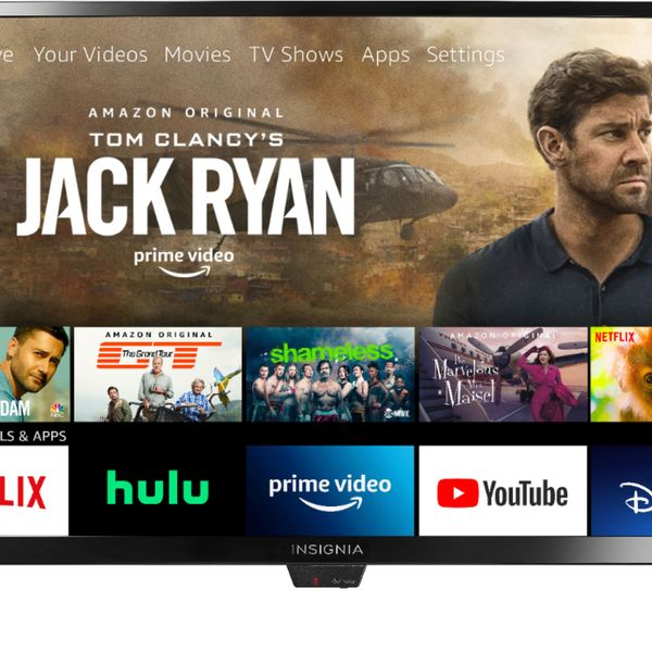 Insignia NS-24DF310NA21 24-inch 720p TV - Fire TV Edition