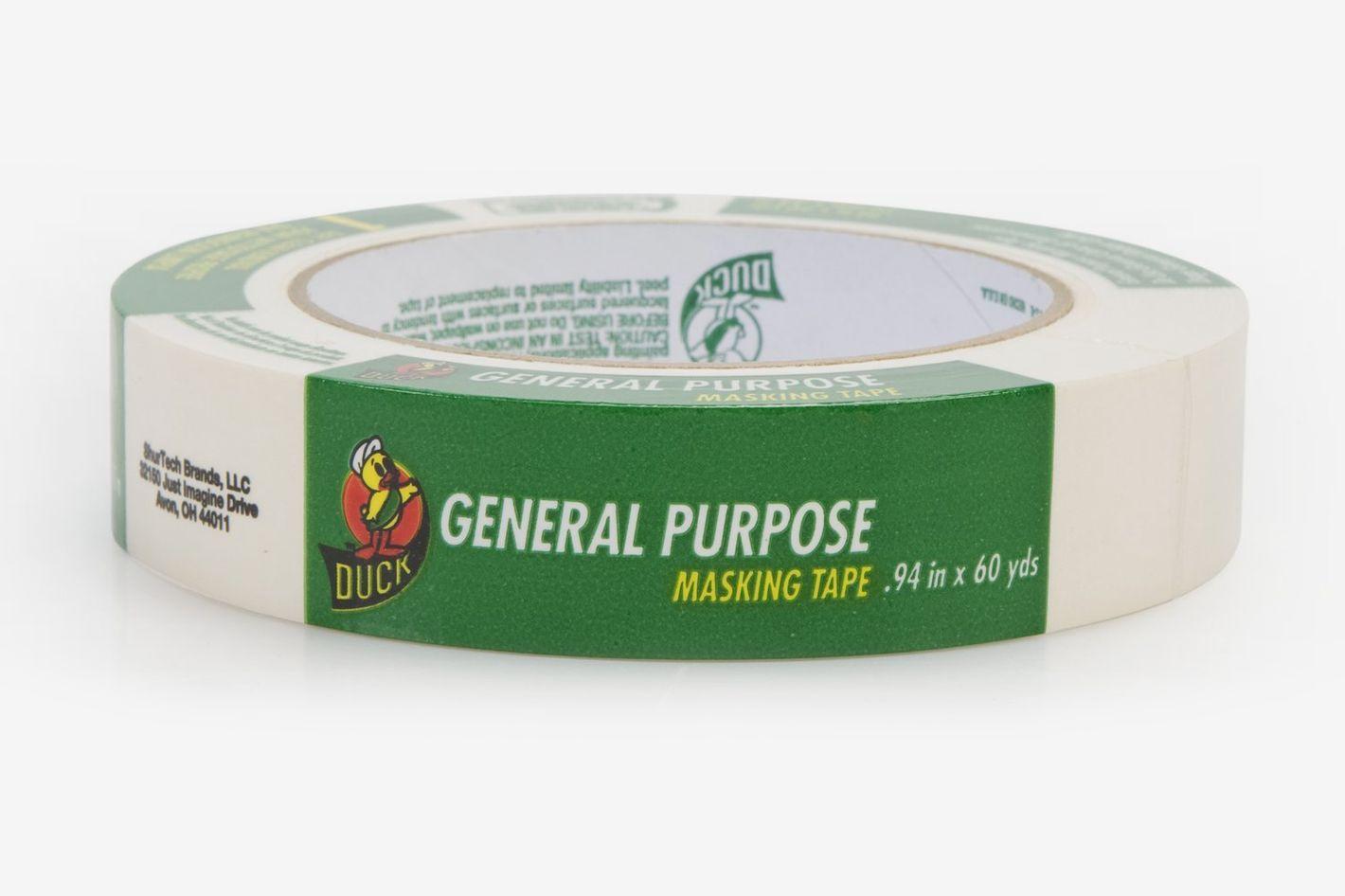 Duck Brand 394693 General Purpose Masking Tape