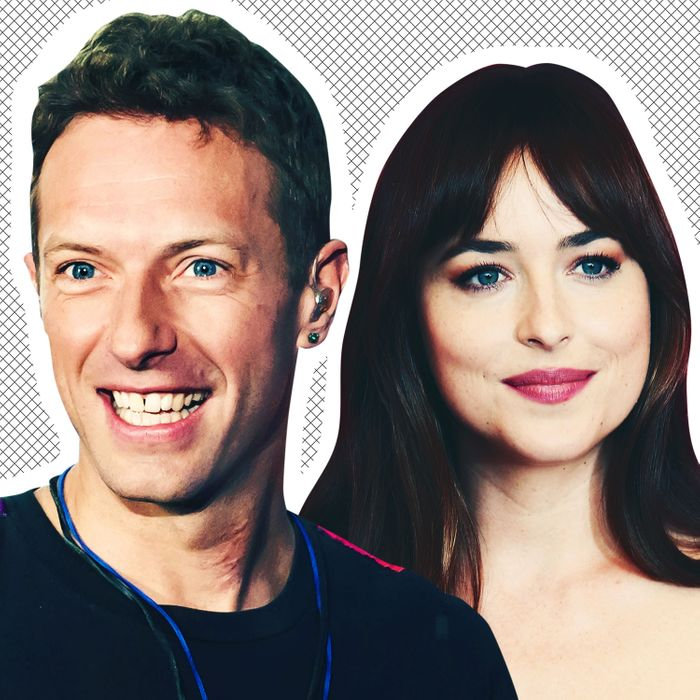 23fa3dc1c Dakota Johnson and Chris Martin Now Have Matching Infinity-Sign Tattoos