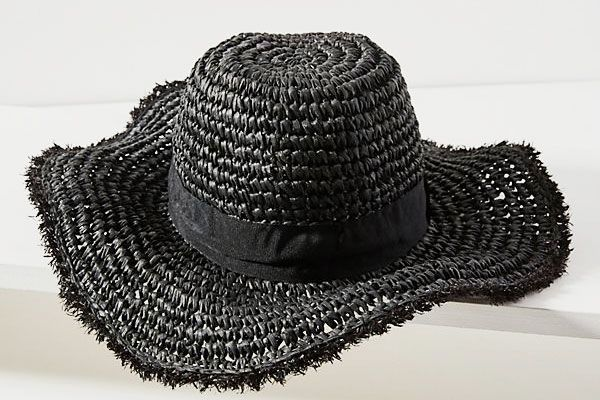 Wilmington Frayed Rancher Hat