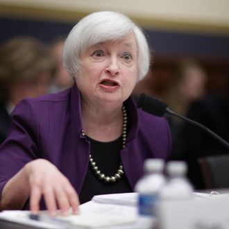 Janet Yellen Testifies Before House Financial Services Committee