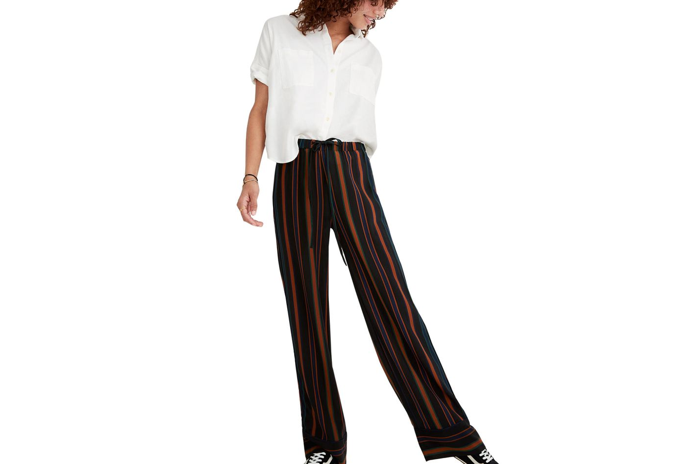 Pajama Stripe Pants