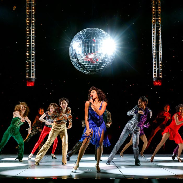 The Spangly Pleasures of 'Summer: The Donna Summer Musical'