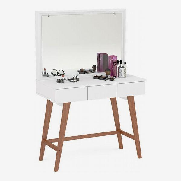 Tailings Urban Vanity With Mirror