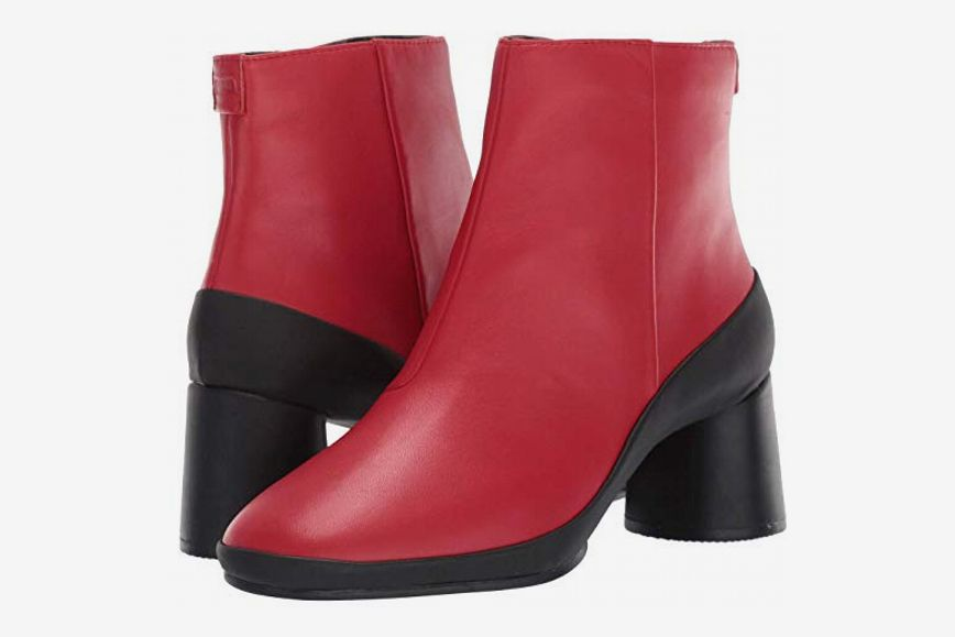 Camper Upright Boots, Red 2