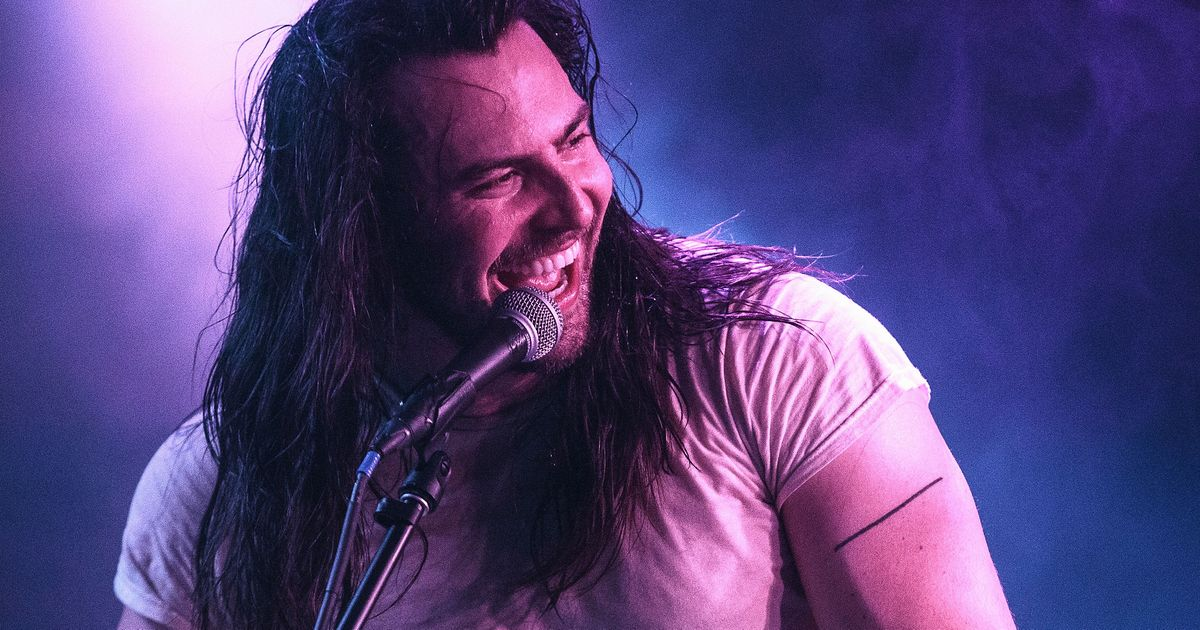 Scarred and Wiser, Andrew W.K. Finds a New Way to Party on You're Not Alone
