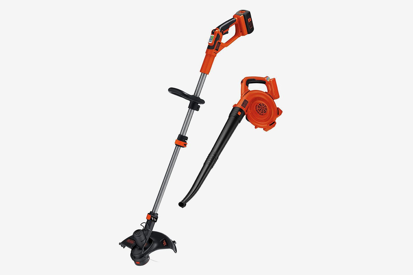 Black + Decker LCC140 40-volt Max String Trimmer and Sweeper